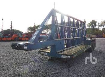 STAS 32ZD T/A Panel - trailer