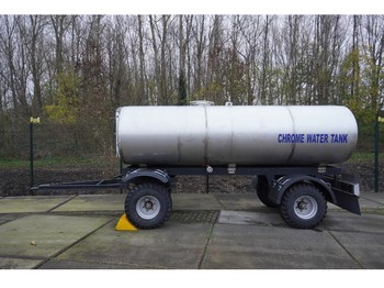 ALPSAN WATERTANK 8M3 AGRICULTURE SLOW TRAFFIC - tank trailer