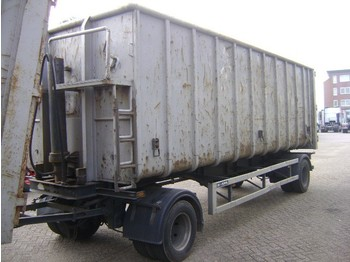 GS meppel 35 m3 tipper - tipper trailer