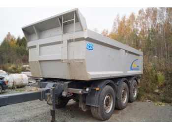Nor Slep PHV-24TH - tipper trailer