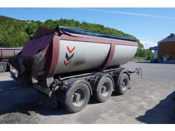 Nor Slep PVH-24T - tipper trailer