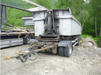 Nor Slep Tipp Slep - tipper trailer
