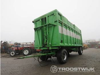 OVA 20AK 70A - tipper trailer
