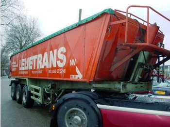 STAS 038/ 3FAK - tipper trailer