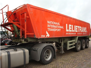 STAS Isolated Asphalt Tipper - tipper trailer