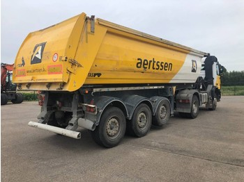 Stas S300CX - tipper trailer