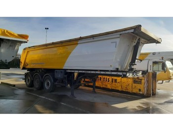 Stas S300 CX - tipper trailer
