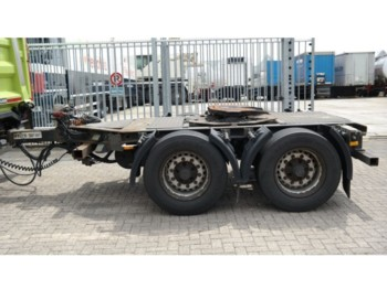 Tracon 2 AXLE DOLLY - trailer