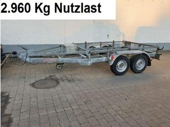 Trebbiner CT 35.27 CT 35.27, Absetzcontainer - trailer