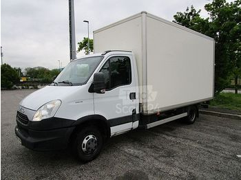 Curtainsider truck Iveco - DAILY35C15