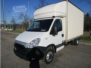Curtainsider truck Iveco - DAILY 35C13