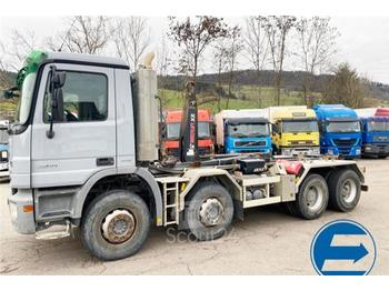 Hook lift truck Mercedes-Benz - Actros 3241 Abrollkipper
