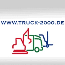 ACKERMANN 18t 2-Achs Anhänger *Bordwandsider* Edscha - curtainsider trailer